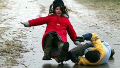 V zimě je víc úrazů páteře, hlavně ze sportů a pádu na náledí
